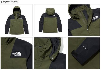THE NORTH FACE その他 【THE NORTH FACE】[ザノースフェイス] NEW MOUNTAIN JACKET(18)