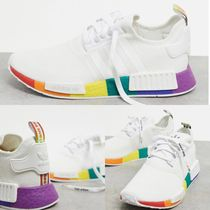 adidas Originals Pride NMD trainers 関税送料無料