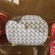 2020 NEW♪ Tory Burch ◆ T ZAG COSMETIC POUCH