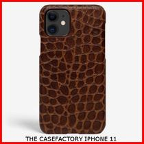関税送料込☆THE CASEFACTORY☆IPHONE 11 SCURO SMALL PATTERN