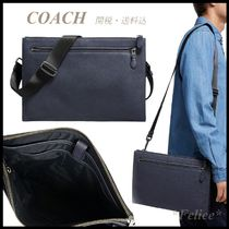 *COACH*Manhattan Slim Messenger Bag 関税/送料込