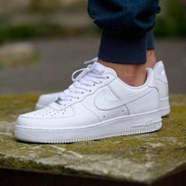 NIKE AIR FORCE 1 '07 WHITE/WHITE CRYOVR ナイキ エアフォース