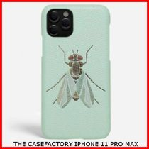 関税送料込☆THE CASEFACTORY☆IPHONE 11 PRO MAX FLY CALF