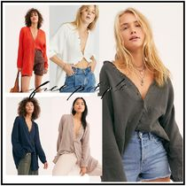 【free people】ルーズシルエットtop