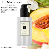 【 JO MALONE 】Nectarine Blossom & Honey ボディ&ハンドソープ