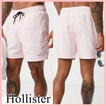 Hollister Co. core solid guard スイムショーツ 水着 送料込み