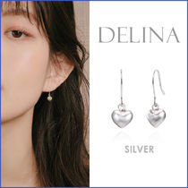 Wing bling☆韓国人気☆[925 SILVER] DELINA ピアス 2色