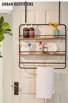 Urban Outfitters(アーバンアウトフィッターズ) 棚・ラック・収納 Over-The Door Tiered Storage Rack
