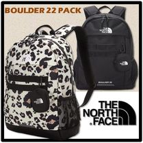 ★送料・関税込★THE NORTH FACE★BOULDER 22 PACK★大人気