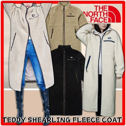 THE NORTH FACE コート ☆☆大人気☆THE NORTH FACE☆TEDDY SHEARLING FLEECE COAT ☆☆