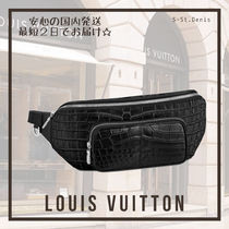 ◇20SS・国内発送◇ Louis Vuitton バックパック / クロコダイル