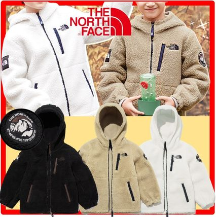 THE NORTH FACE(ザノースフェイス) キッズアウター ☆大人気☆THE NORTH FACE☆K'S RIMO FLEECE HOODIE☆新作☆