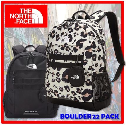 THE NORTH FACE バックパック・リュック ☆☆大人気☆THE NORTH FACE☆BOULDER 22 PACK☆☆
