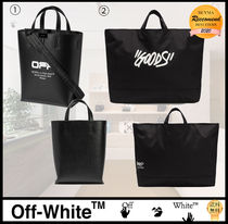 SALE OFF WHITE トートバッグ