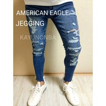 American Eagle Outfitters(アメリカンイーグル) デニム・ジーパン アメリカンイーグル jegging ジェギング スキニーパンツ デニム