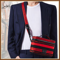 20AW【ルブタン】Kypipouch Cl Strap バイカラー 2way バッグ