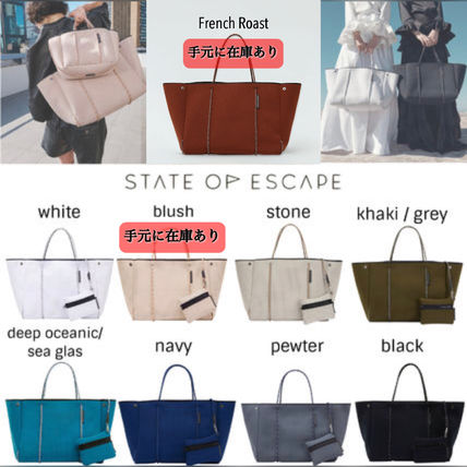 【State of Escape】Escape tote トートバック
