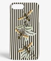 THE CASE FACTORY★S.C IPHONE 7/8 PLUS STRIPY WASP BLACK