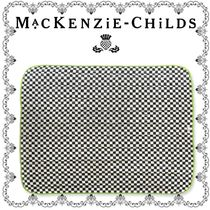 MacKenzie-Childs★Large Courtly Check ペットブランケット