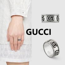 [GUCCI]*Double G ring*シルバーリング