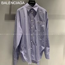 VIPセール☆MASCULIN SHIRT STRIPED POPLIN☆518191 TXB03