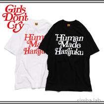 Girls Don't Cry × Human Made コラボ Tシャツ 半袖 半袖T 2