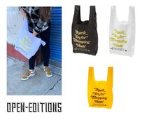 ★OPEN EDITIONS★エコバッグ(Thank you for Shoppingミニ)