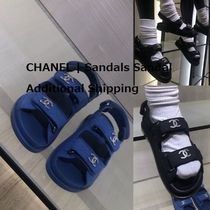 CHANEL | Sandals Sandal Additional Shipping