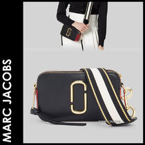 ★追跡&関税込【MARC  JACOBS】SNAPSHOT BLACK/RED