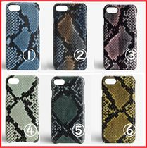 THE CASE FACTORY★IPHONE SE/7/8 PYTHON ケース 送料・関税込み