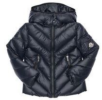 "New秋冬☆MONCLER""Brouel""ダウンJK Navy/12A 大人OK【関税込】"