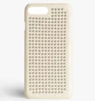 THE CASE FACTORY★IPHONE 7/8 Plus BORCHIE NAPPA IVORY ケース