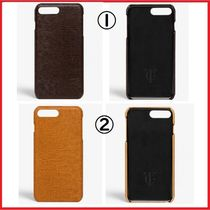 THE CASE FACTORY★IPHONE 7/8/PLUS LIZARD BROWN 送料・関税込