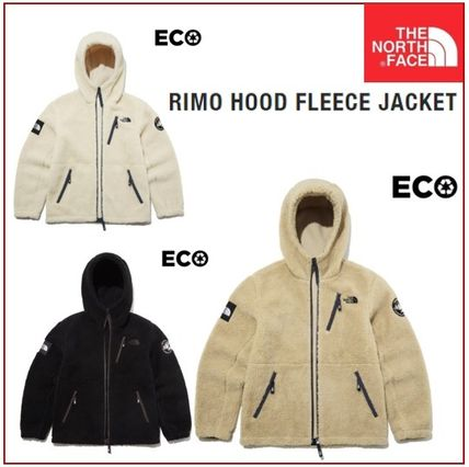 [THE NORTH FACE] RIMO HOOD FLEECE JACKET ★数量限定★