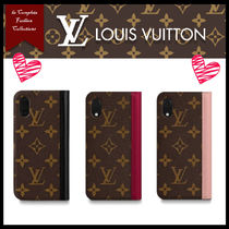 【人気】LOUIS VUITTON IPHONE X & XS・フォリオ