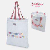 Cath Kidston☆Brighten up your day ショッパーバッグ