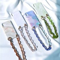 【Jaldoencase】iPhone スマホ ケース Chain SET (40/120cm)