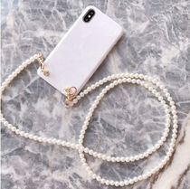 【Jaldoencase】iPhone スマホ ケース Chain SET (120cm)
