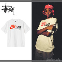 Nike × Stussy Tシャツ 半袖 REACH THE BEACH POSSE TEE 半袖T