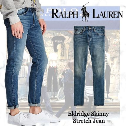 NEW!Polo Ralph Lauren-Eldridge Skinny Stretch Jean