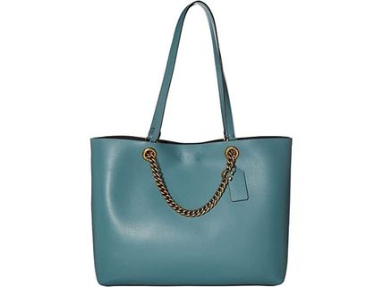Coach マザーズバッグ 関税.送料込 COACH Signature Chain Convertible Tote トート(2)