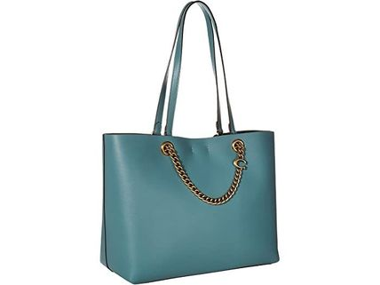 Coach マザーズバッグ 関税.送料込 COACH Signature Chain Convertible Tote トート(3)