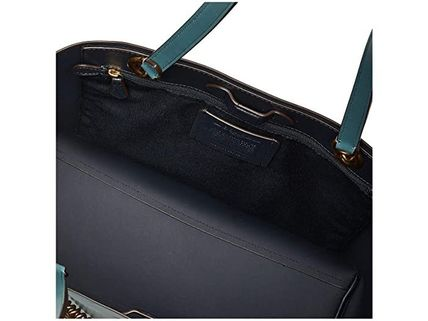 Coach マザーズバッグ 関税.送料込 COACH Signature Chain Convertible Tote トート(6)