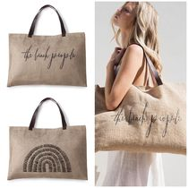 【RH取扱】THE BEACH PEOPLE ジュートバッグ Jute Bag
