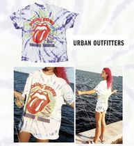☆タイダイ柄【Urban Outfitters】The Rolling Stones Tour Tee