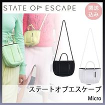 State Of Escape★Micro Collection 2色★