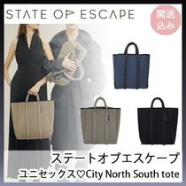 ★State of Escape★City North Southユニセックストート関送込