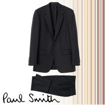 Paul Smith A SUIT TO TRAVEL IN ダイヤモンドパターン 2Bスーツ