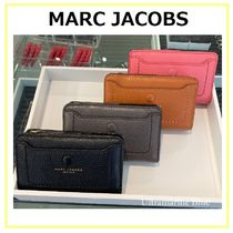 MARC JACOBS☆Empire City Compact Leather Wallet☆