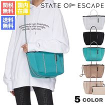 State of Escape(ステイトオブエスケープ) ショルダーバッグ 国内在庫 State of Escape PETITE バッグ ロンハーマン 取扱